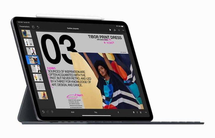 新iPad ProとApple Pencil、Smart Keyboard Folio