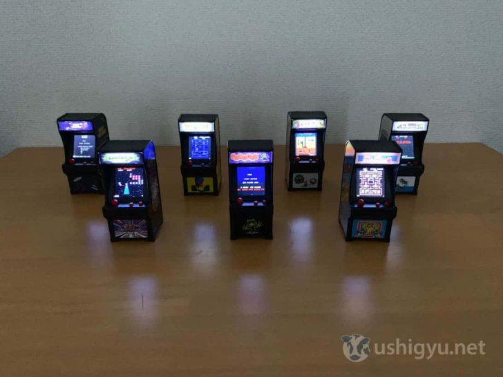 Tiny Arcade タイニーアーケード全7種