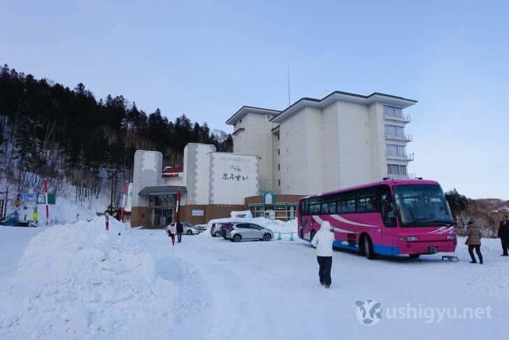 たびらいレンタカー予約で行った北海道・然別湖のホテル