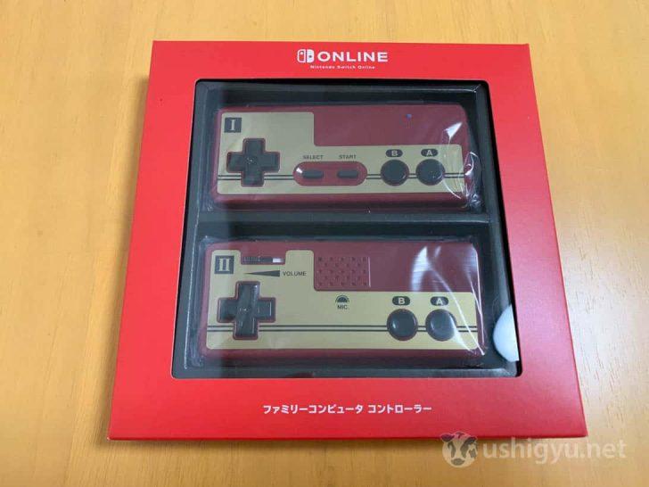 Nintendo Swichファミコンコントローラー