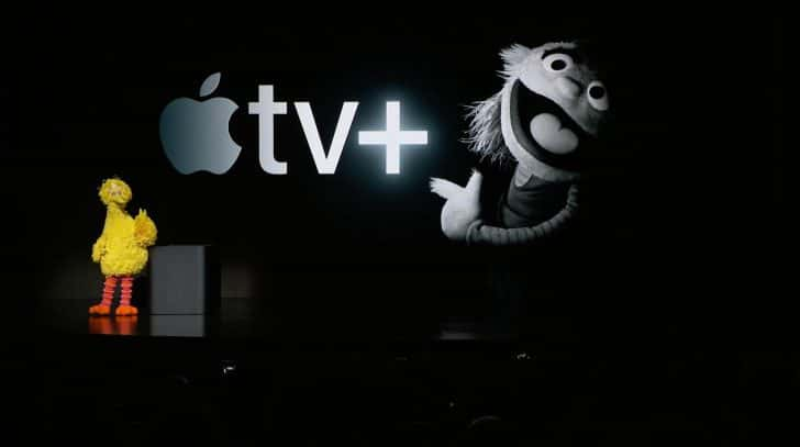 Apple TV +2