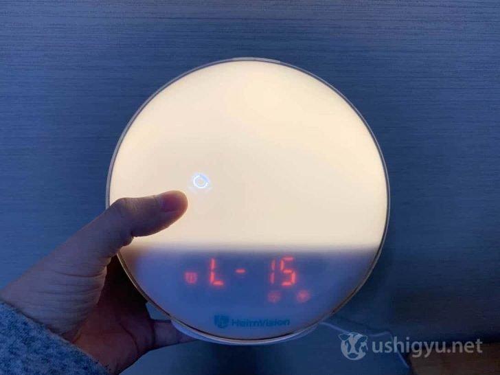 アラームは2つの物理ボタンにそれぞれ割り当てが可能