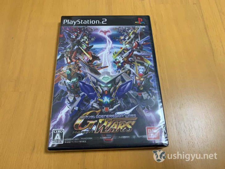 PlayStation 2ソフト「SDガンダムGジェネレーション ウォーズ」