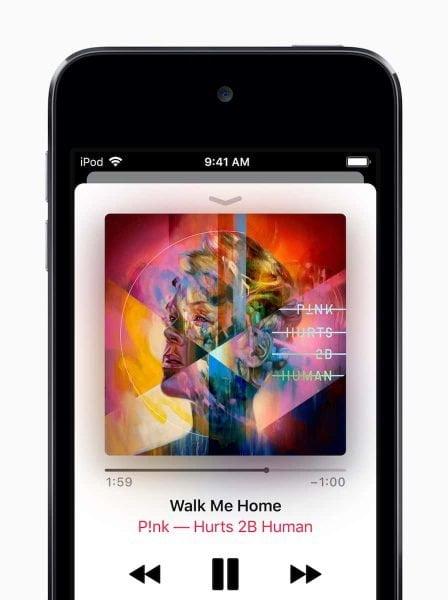iPod touchの特徴