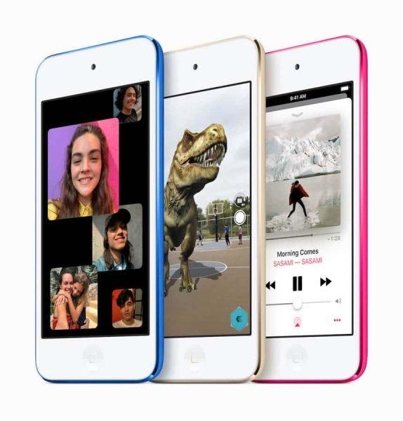 新しいiPod touch 第7世代