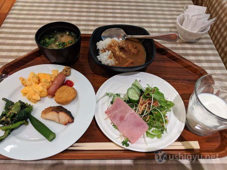JRホテルメッツ目白の朝食1
