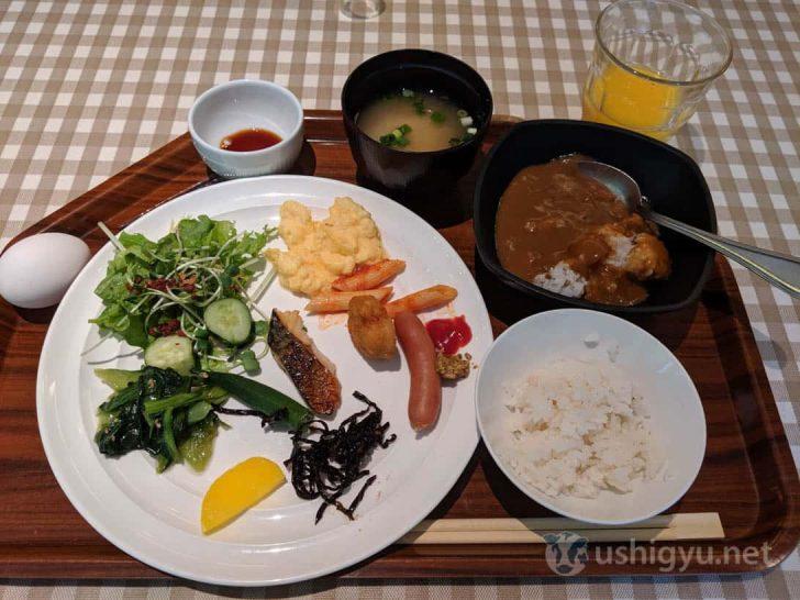 JRホテルメッツ目白の朝食2