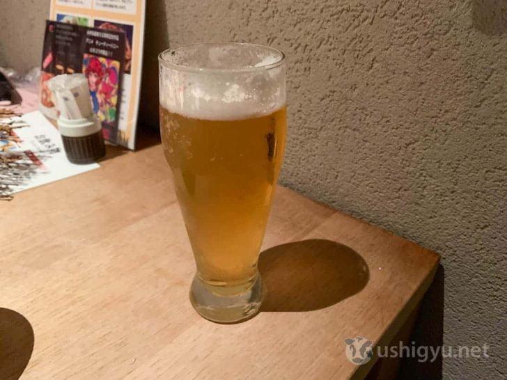湯上がりのビールは悪魔的