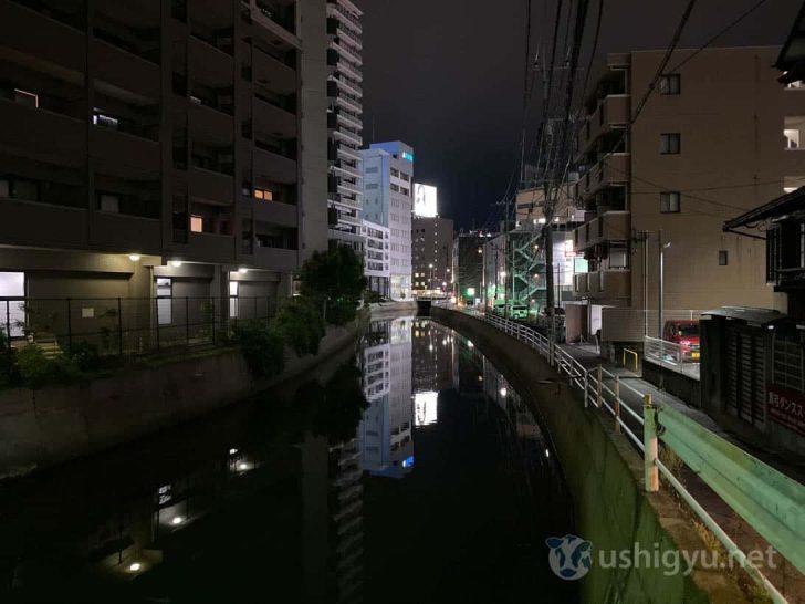 iPhone 11通常撮影(橋の上から)