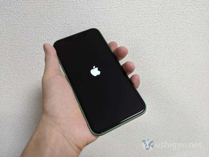 iPhone 11の画面は6.1インチで、iPhone XSの5.6インチよりも少しだけ大きい