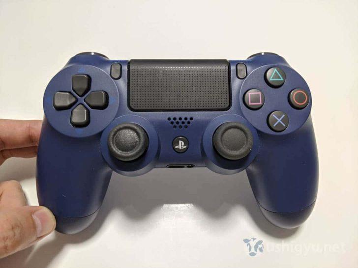 PlayStation 4のコントローラー、DUALSHOCK 4を準備