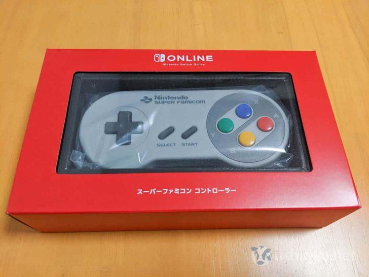 『スーパーファミコン Nintendo Switch Online』専用のコントローラー