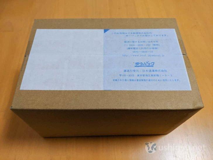 Google Pixel 4が福岡の我が家に届いたのは、発売日である10月24日の前日
