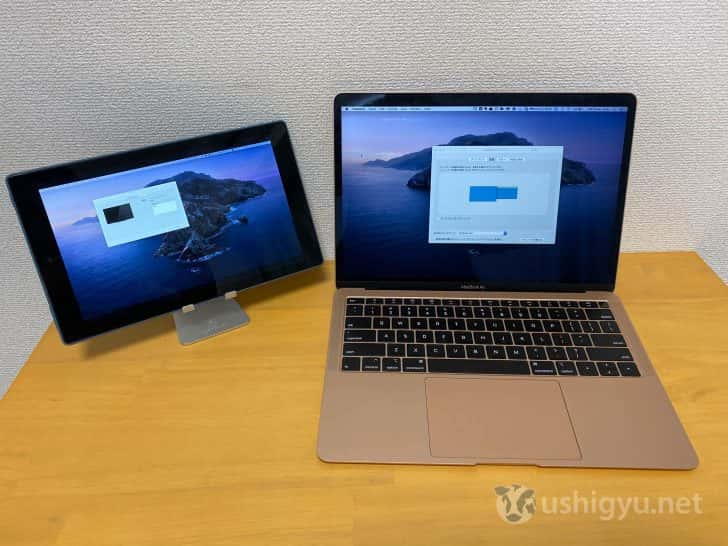 アプリ「AirReceiver」を使えば、他のスマートフォンやMacの画面をミラーリングしたり、サブディスプレイとして使うことも可能
