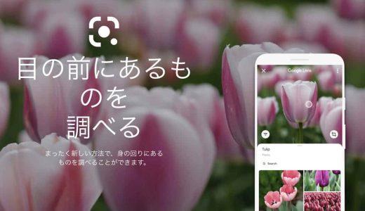 「Googleレンズ」アプリが面白い!カメラに映したテキストをコピーしたり、商品や動物などを画像検索したり。リアルタイム翻訳もできるぞ