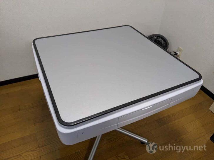 全自動麻雀卓AMOS JP2と一緒に買った専用のテーブルボード