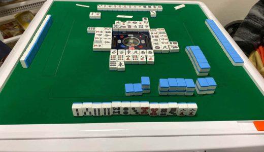家庭用の全自動麻雀卓を選ぶ際のポイント&比較して実際に選んだ「AMOS JP2(アモスジェイピーツー)」をレビュー!
