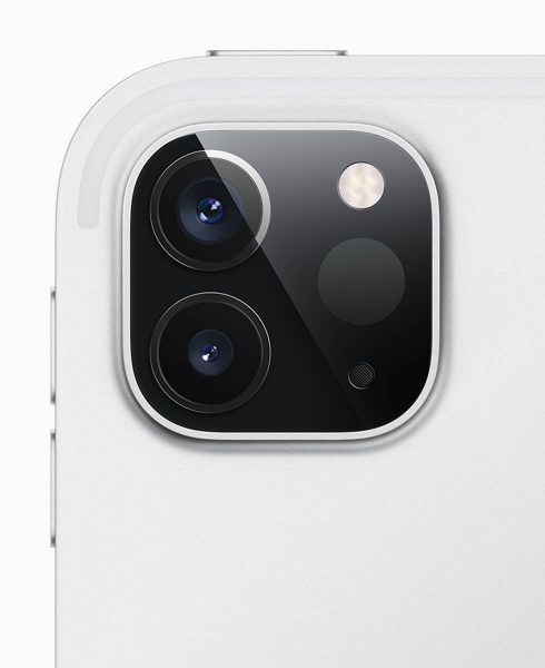iPad Proの超広角カメラ