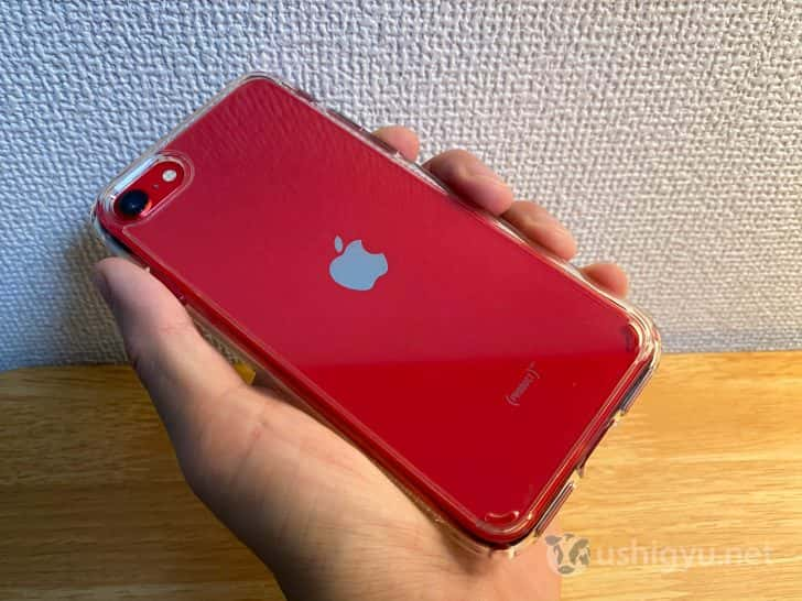 iPhone SE(第2世代)には、iPhone 8や7用のケースもほぼ使える
