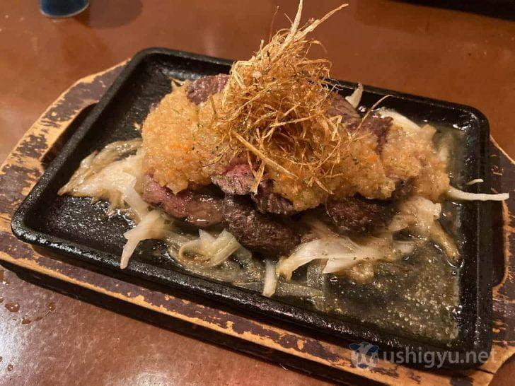 iPhone SE肉の写真