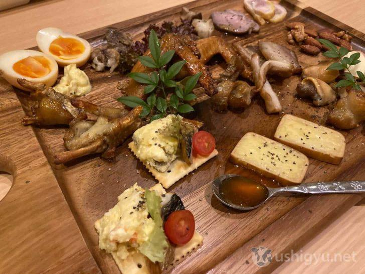 iPhone SEで撮った食べ物の写真