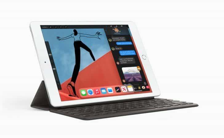 iPad第8世代とSmart Keyboard