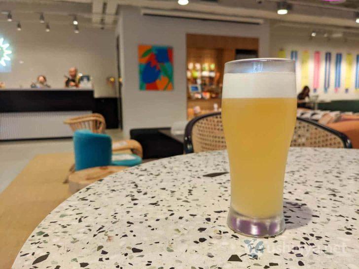 お酒好きやビール好き同士のミーティングであれば、ビールがあると舌もよく回りそう