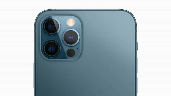 iPhone 12 Proのカメラ