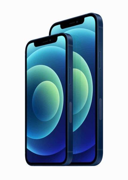 iPhone 12と12 mini