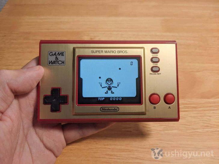 矢印キーもしくはABボタンで左右の手を動かして玉を受ける、シンプルながらついついハマるゲーム