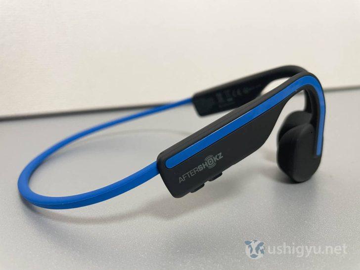 青好きの私としては、ブラックにブルーのラインが入ったこのデザインはかなり好み