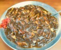 [グルメ]北海道・苫小牧名物ホッキ貝のホッキカレーが美味い「マルトマ食堂」