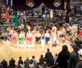 福岡で開催中の大相撲十一月場所を見に行ってきた。テレビでは伝わらない力士たちの迫力たるや凄まじい…!