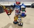 ドラえもんやコロ助など、藤子F不二雄キャラクターが掟やぶりの変形合体!「超合体SFロボット」謎の情熱あふれる高品質な造形に感嘆。