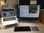「エルゴトロン デスクマウントアーム」ディスプレイやノートPCを設置し自由自在に動かせる!
