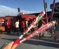 ホークスファンだけど広島カープのスクワット応援行ってきた。超楽しい!