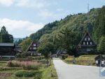 世界遺産の相倉合掌造り集落に泊まって、素晴らしい風景を堪能してきたよ