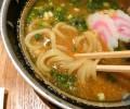 博多から池袋に上陸!辛子明太子ダレで食べる「元祖めんたい煮こみつけ麺」締めはおじやで!