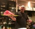 渋谷・道玄坂の隠れ家「きになるき」塩で食べるマグロ、牛肉のウニ巻きなど男のこだわり料理を堪能!