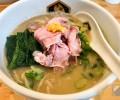 錦糸町の人気ラーメン店「麺魚」宇和島産真鯛でとった濃厚スープが抜群!締めは雑炊でダシを吸い尽くせ