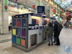 大聖堂が有名なドイツ・ケルン駅にある、自動コインロッカーの使い方